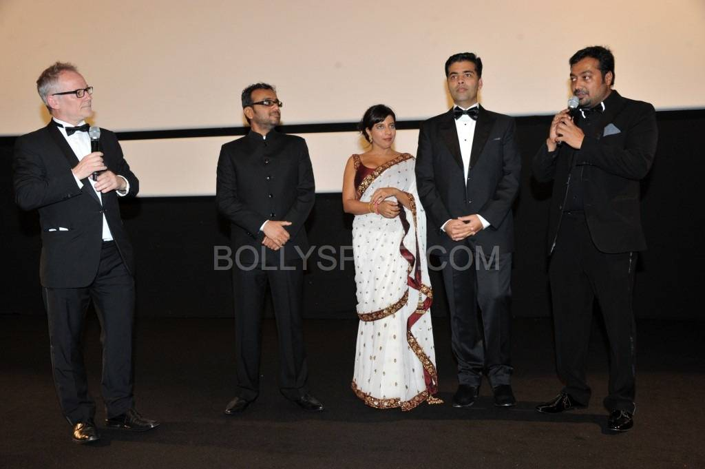 Bombay Talkies 1 Cannes Gala Screening of Bombay Talkies