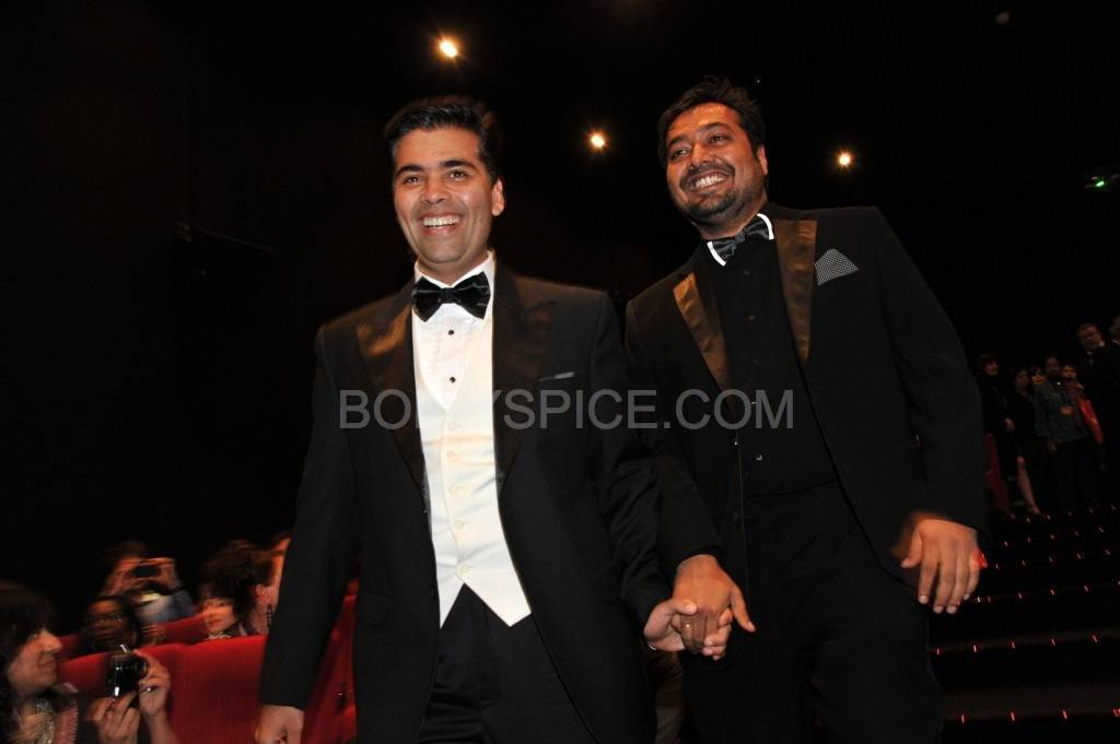 Bombay Talkies 4 Cannes Gala Screening of Bombay Talkies