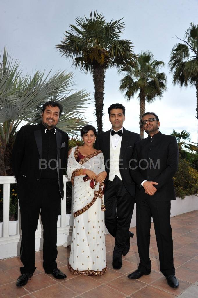 Bombay Talkies 8 Cannes Gala Screening of Bombay Talkies