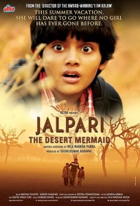 Jalpari film poster 204x300 Jalpari The Desert Mermaid – Wins 3 Awards at Dada SahabPhalke Film Festival