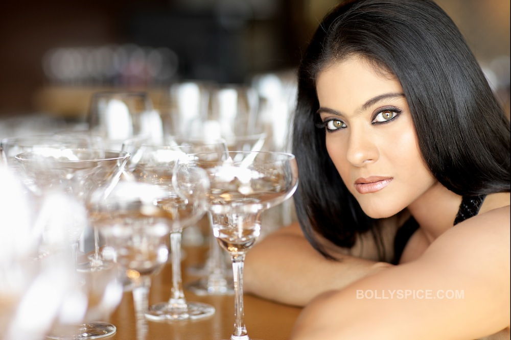 KAJOL. Photography by Dabboo Ratnani Kajol: There is no corner of the world that Bollywood has not touched and we have a 100 glorious years behind us to prove it.""