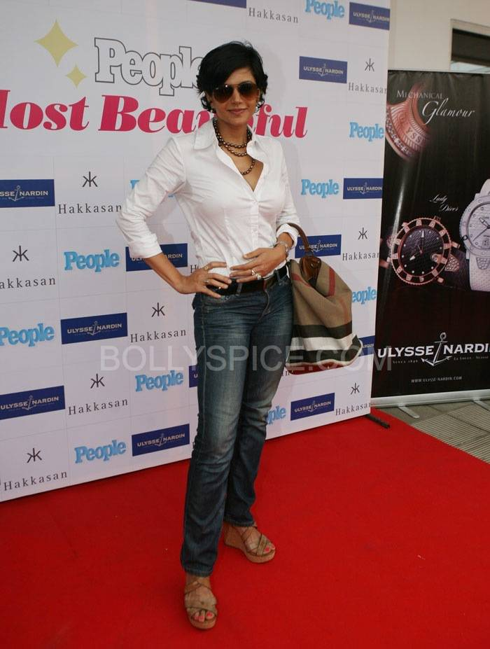 "Mandira Bedi People Deepika Padukone named India's ""Most Beautiful Woman"" 2013 by People magazine"