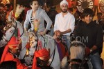 Pulkit Samrat, Manjot Singh and Ali Fazal during the music launch