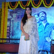 RaanjhanaaPressMeet01 185x185 In Video and Pictures: Sonam and Dhanush at Raanjhanaa Press Meet