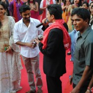 RaanjhanaaPressMeet34 185x185 In Video and Pictures: Sonam and Dhanush at Raanjhanaa Press Meet
