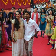 RaanjhanaaPressMeet35 185x185 In Video and Pictures: Sonam and Dhanush at Raanjhanaa Press Meet