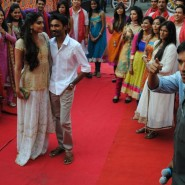 RaanjhanaaPressMeet37 185x185 In Video and Pictures: Sonam and Dhanush at Raanjhanaa Press Meet
