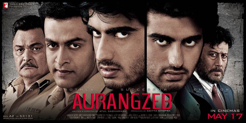 auranbzeb01 Preview: Aurangzeb Synopsis and Stills!