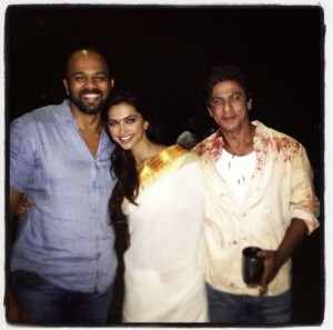 chennaiexpress 300x297 Deepika Padukone says Shah Rukh Khan is the most encouraging person she's met