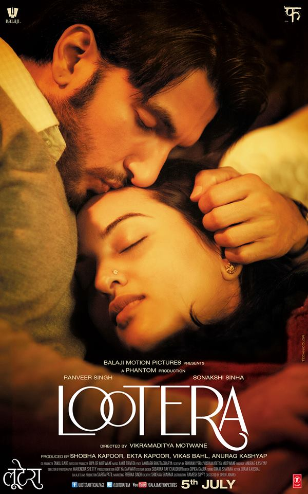 looteraposternew Lootera Movie Review