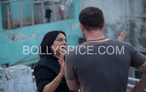 miranair04 Mira Nair gives us a glimpse behind the scenes of The Reluctant Fundamentalist!