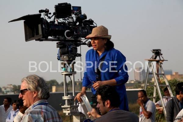 miranair05 Mira Nair gives us a glimpse behind the scenes of The Reluctant Fundamentalist!