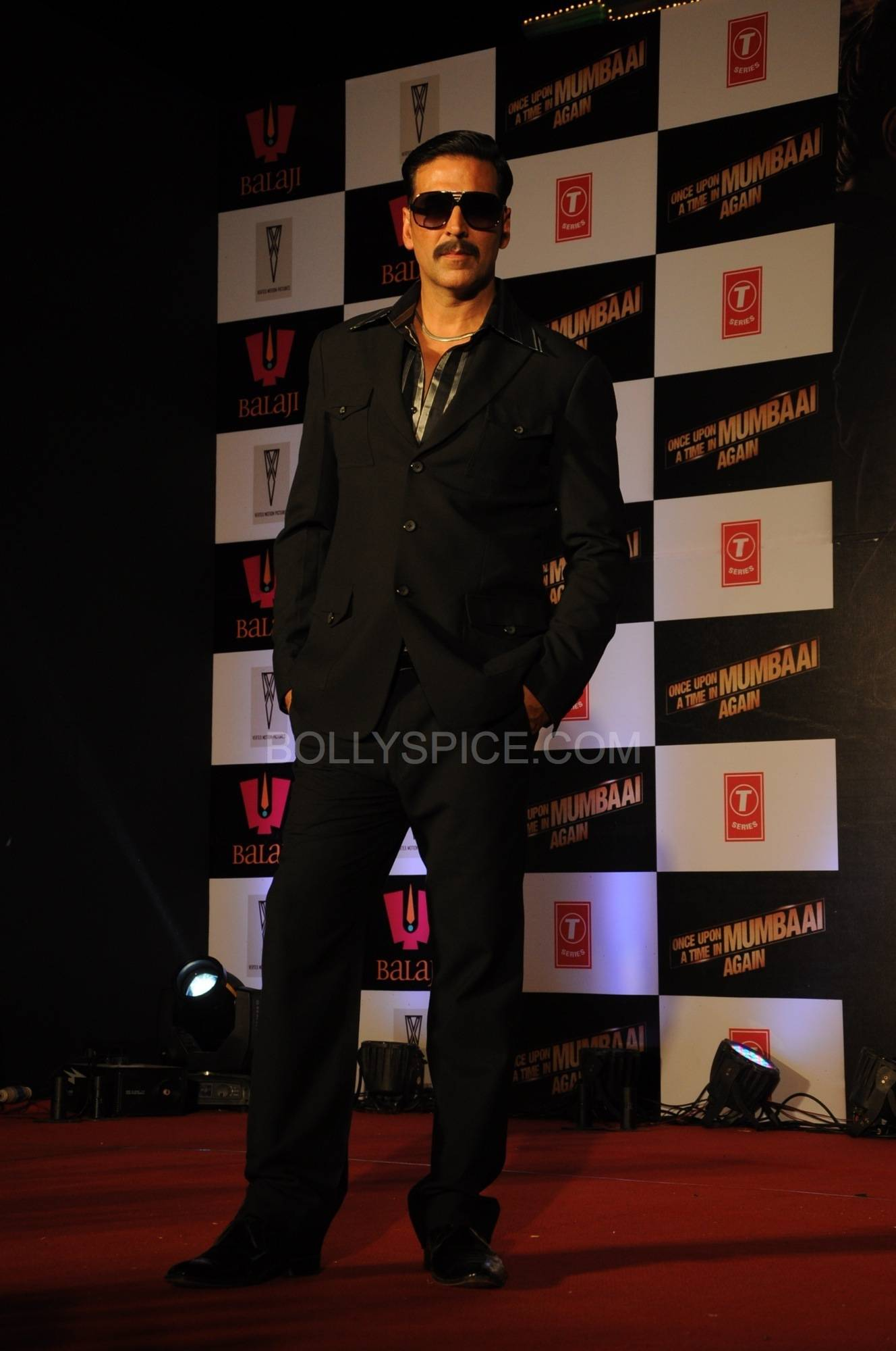 ouatimalaunch01 More Exclusive Pictures from Once Upon A Time in Mumbaai Again Trailer Launch