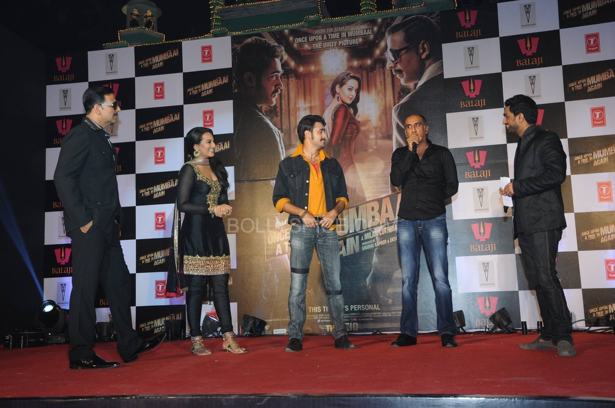 ouatimalaunch07 More Exclusive Pictures from Once Upon A Time in Mumbaai Again Trailer Launch