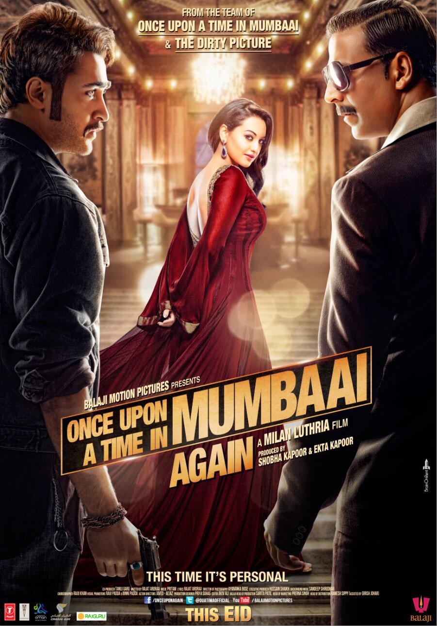 Once Upon a Time in Mumbaai Again Trailer!