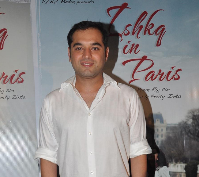 prem raj soni interview03 Director Prem Raj Talks Ishkq in Paris!