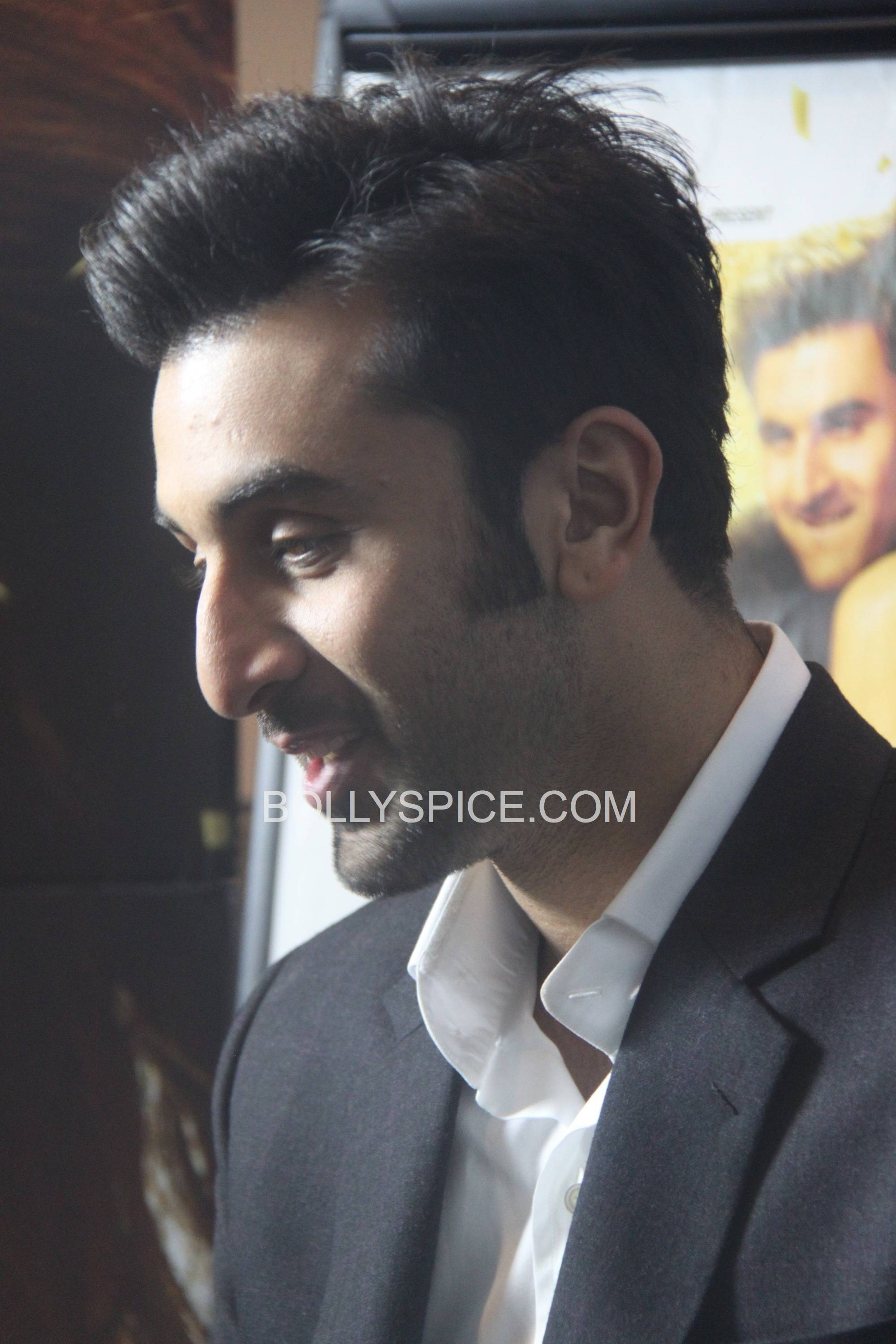 ranbirukjyhd01 Ranbir Kapoor in London to promote Yeh Jawaani Hai Deewani Preview!