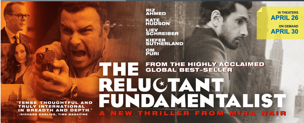 reluctantfundalmentalistposter Mira Nair gives us a glimpse behind the scenes of The Reluctant Fundamentalist!