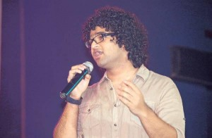 siddharth mahadevan 300x196 Shankar Mahadevans son, Siddharth makes his singing debut in Bhaag Milkha Bhaag