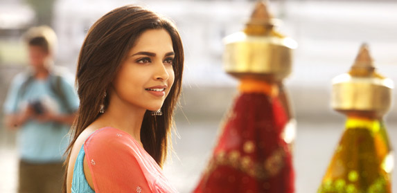 "yjhd06 Deepika Padukone: ""We have made Yeh Jawaani Hai Deewani from the heart with a lot of love."""