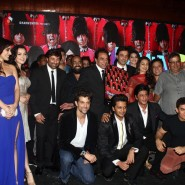 ypdmusiclaunch03 185x185 In Pictures: The stars including SRK, Aamir, Akshay and Hrithik at music launch of Yamla Pagla Deewana 2