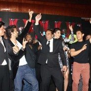 ypdmusiclaunch04 185x185 In Pictures: The stars including SRK, Aamir, Akshay and Hrithik at music launch of Yamla Pagla Deewana 2