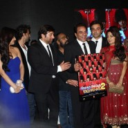 ypdmusiclaunch14 185x185 In Pictures: The stars including SRK, Aamir, Akshay and Hrithik at music launch of Yamla Pagla Deewana 2