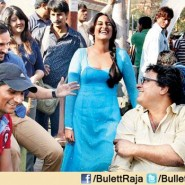 13jun BulletRaja OnSet11 185x185 In Pictures: On Set of Bullett Raja