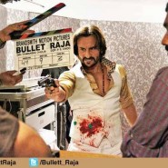 13jun BulletRaja OnSet12 185x185 In Pictures: On Set of Bullett Raja