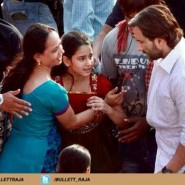 13jun BulletRaja OnSet15 185x185 In Pictures: On Set of Bullett Raja