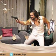 13jun BulletRaja OnSet17 185x185 In Pictures: On Set of Bullett Raja