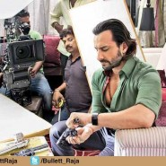 13jun BulletRaja OnSet26 185x185 In Pictures: On Set of Bullett Raja