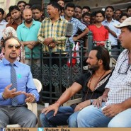 13jun BulletRaja OnSet30 185x185 In Pictures: On Set of Bullett Raja