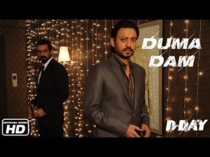 13jun DumaDum DDay 300x225 Duma Dam, first song from D Day released