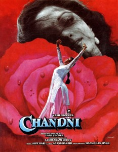 13jun FM14 Chandni01 233x300 FRAMING MOVIES Take Fourteen: Chandni (1989)