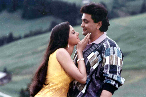 Chandni Movie Undeniably stealing the show