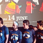 13jun Fukrey Jugaad06 185x185 Special Report: Team Fukrey Launched Their Song Jugaad!