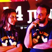 13jun Fukrey Jugaad12 185x185 Special Report: Team Fukrey Launched Their Song Jugaad!
