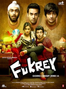 13jun FukreyMusicReview02 224x300 Fukrey Music Review