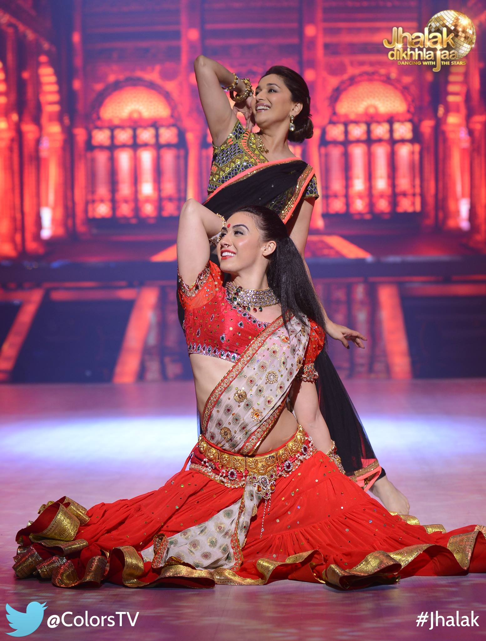 Jhalak Dikhhla Jaa Week 3 of Dance Fusion and More ...