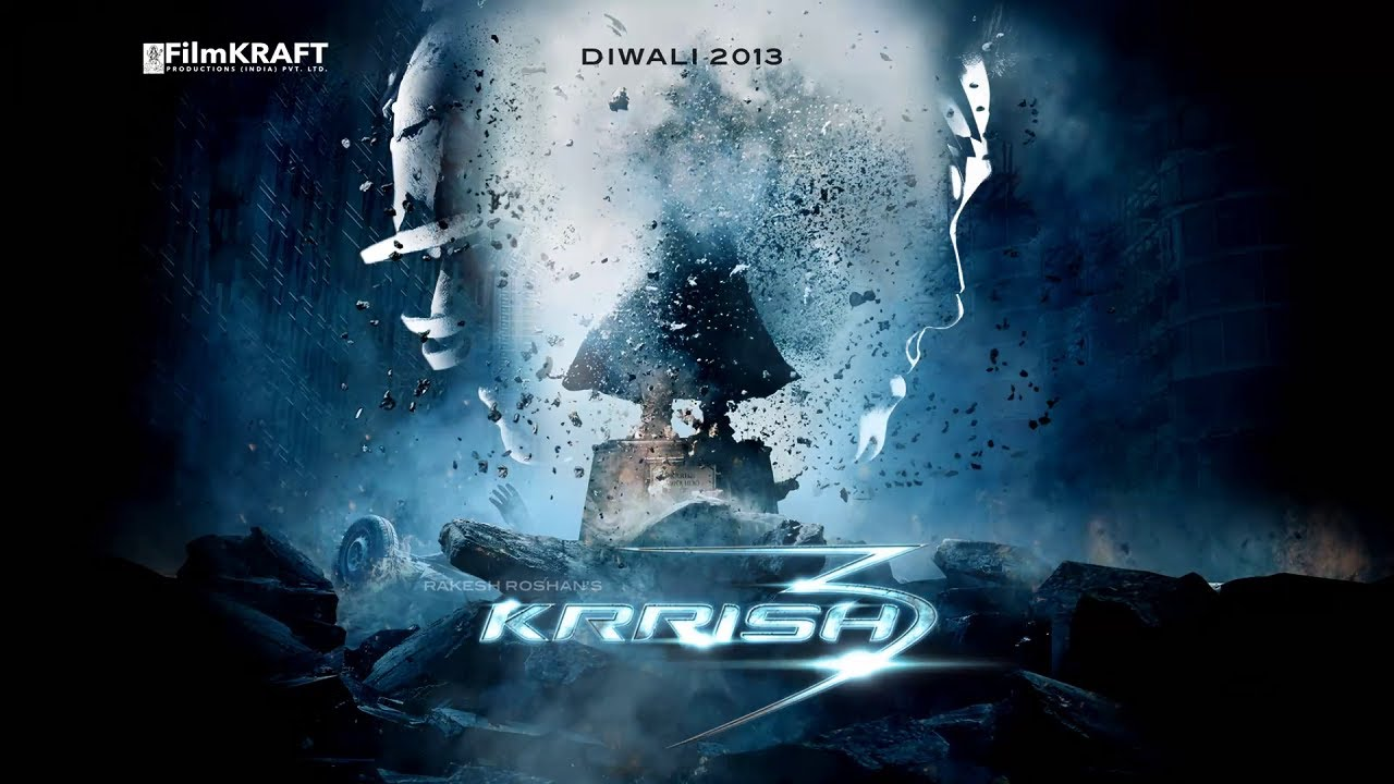 First Look! Krrish 3 Motion Poster | BollySpice.com – The ...