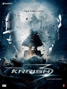 13jun Krrish3Poster01 227x300 Krrish 3 breaks all Digital Records