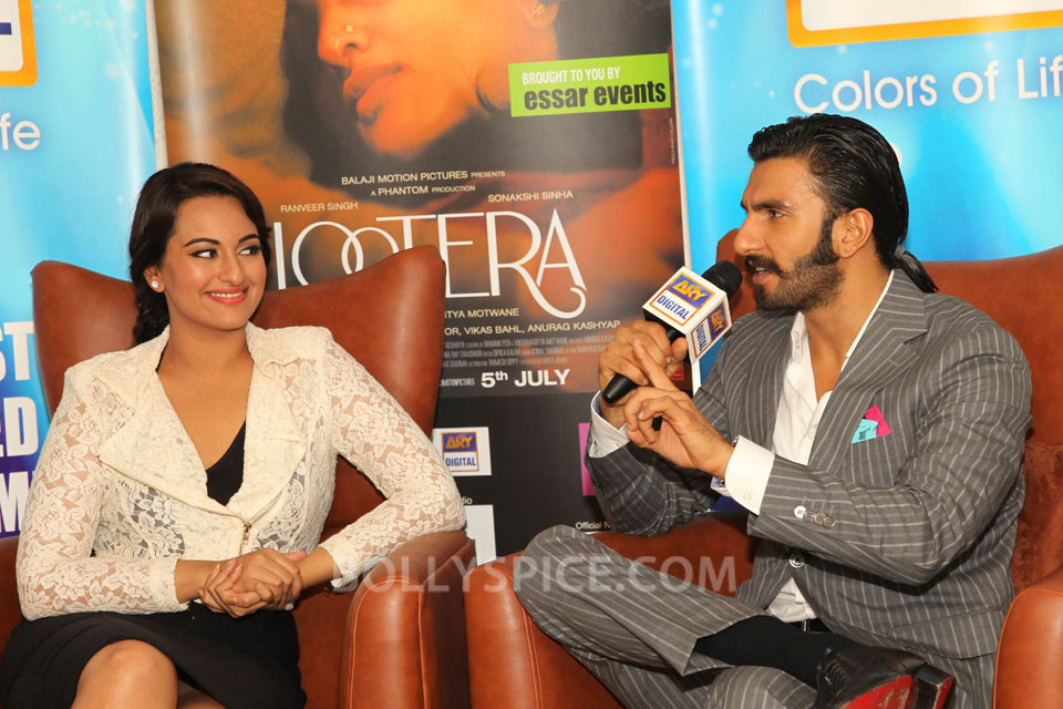 13jun Lootera Dubai03 IN PICTURES: Lootera in Dubai