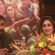 13jun SatyagrahaLondonPressCon04 185x185 Kareena Kapoor and Ajay Devgn attend the trailer launch of Satyagraha in London