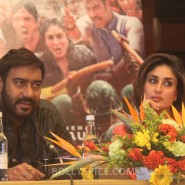 13jun SatyagrahaLondonPressCon06 185x185 Kareena Kapoor and Ajay Devgn attend the trailer launch of Satyagraha in London