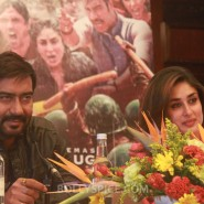 13jun SatyagrahaLondonPressCon13 185x185 Kareena Kapoor and Ajay Devgn attend the trailer launch of Satyagraha in London