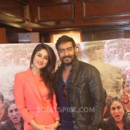 13jun SatyagrahaLondonPressCon18 185x185 Kareena Kapoor and Ajay Devgn attend the trailer launch of Satyagraha in London