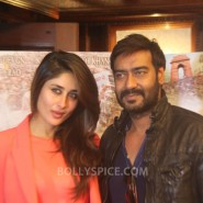 13jun SatyagrahaLondonPressCon21 185x185 Kareena Kapoor and Ajay Devgn attend the trailer launch of Satyagraha in London