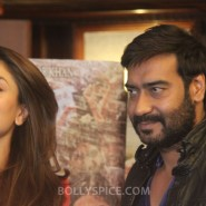 13jun SatyagrahaLondonPressCon22 185x185 Kareena Kapoor and Ajay Devgn attend the trailer launch of Satyagraha in London