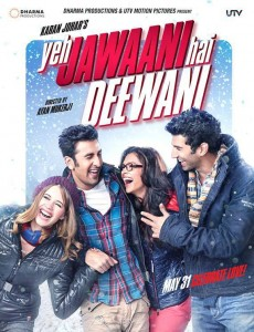 13jun YJHD MovieReview 230x300 BOX OFFICE: Yeh Jawaani Hai Deewani marches towards the 150 crore mark
